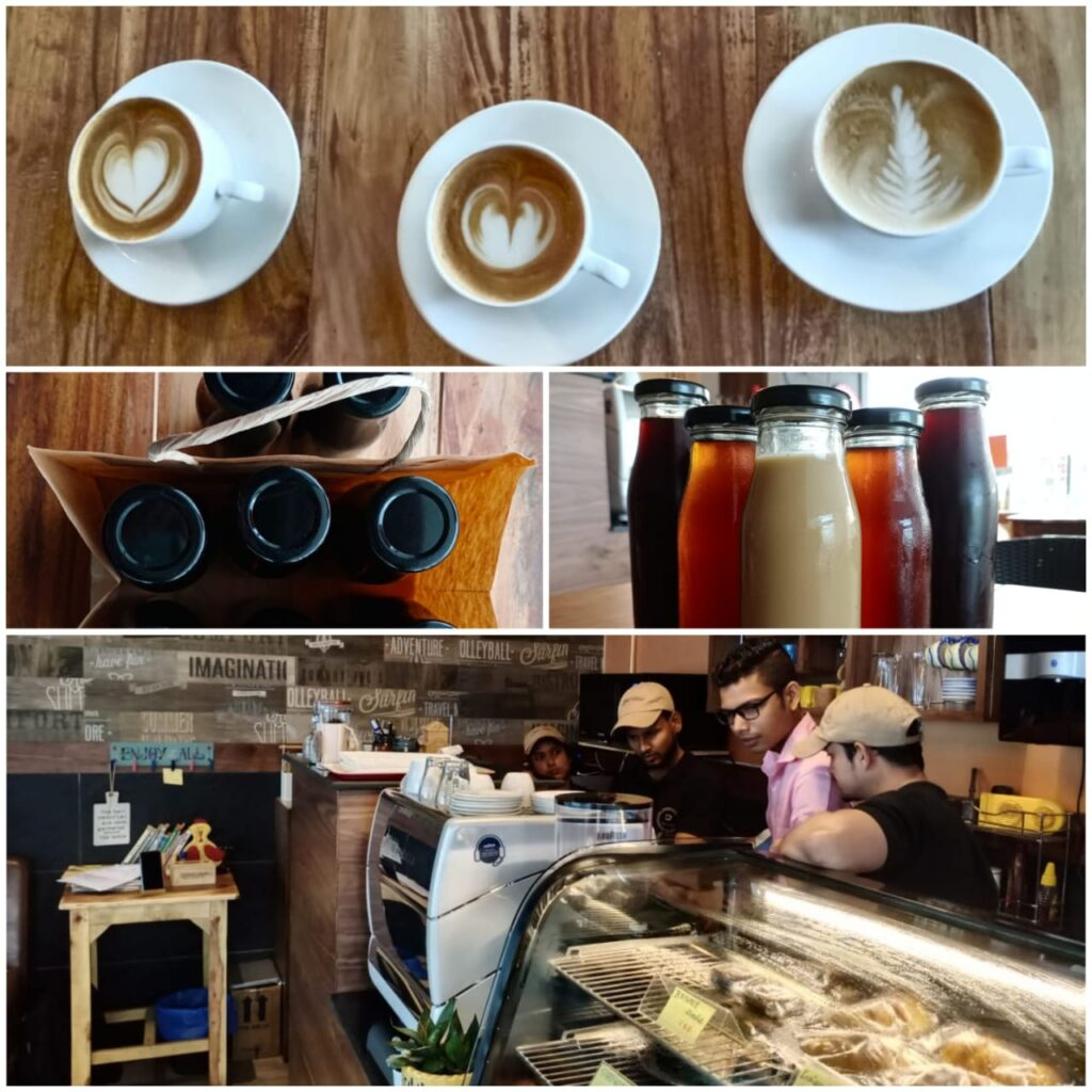 coffee tales blog