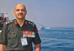 Brig A P Singh sailing