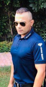 AH model blue colour