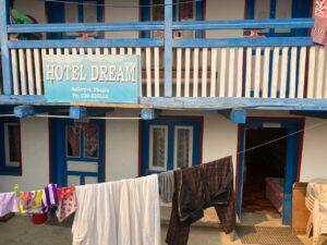 hotel dream day 1 stay