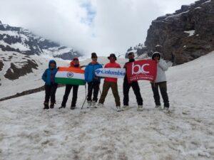 The Mt Friendship peak
